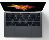 Neues MacBook Pro mit Touch-Leiste