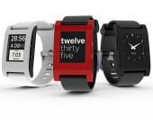 Smartwatches von Pebble