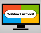 Windows aktiviert
