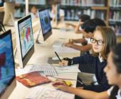 Computerraum in der Schule