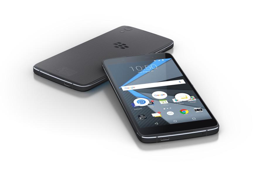 Kooperation: TCL baut künftig alle Blackberry-Smartphones