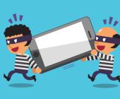 Smartphone-Diebe