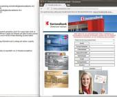 Vorsicht vor «Kantonalbanken»-Phishing-Mails