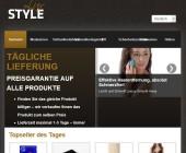 Vorsicht vor intransparentem Online-Shop www.stylelux.ch