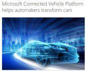 Microsoft will ins Zentrum der vernetzten Mobilität rücken