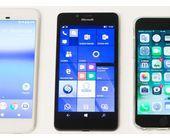 So das richtige Smartphone-OS finden