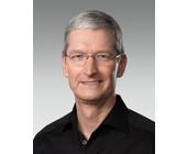 Apple-Chef Tim Cook bekommt weniger Geld