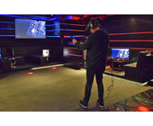 Virtual-Reality-Bar von Red or Blue Labs