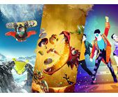 Just Dance 2017, Rayman Legends & Steep