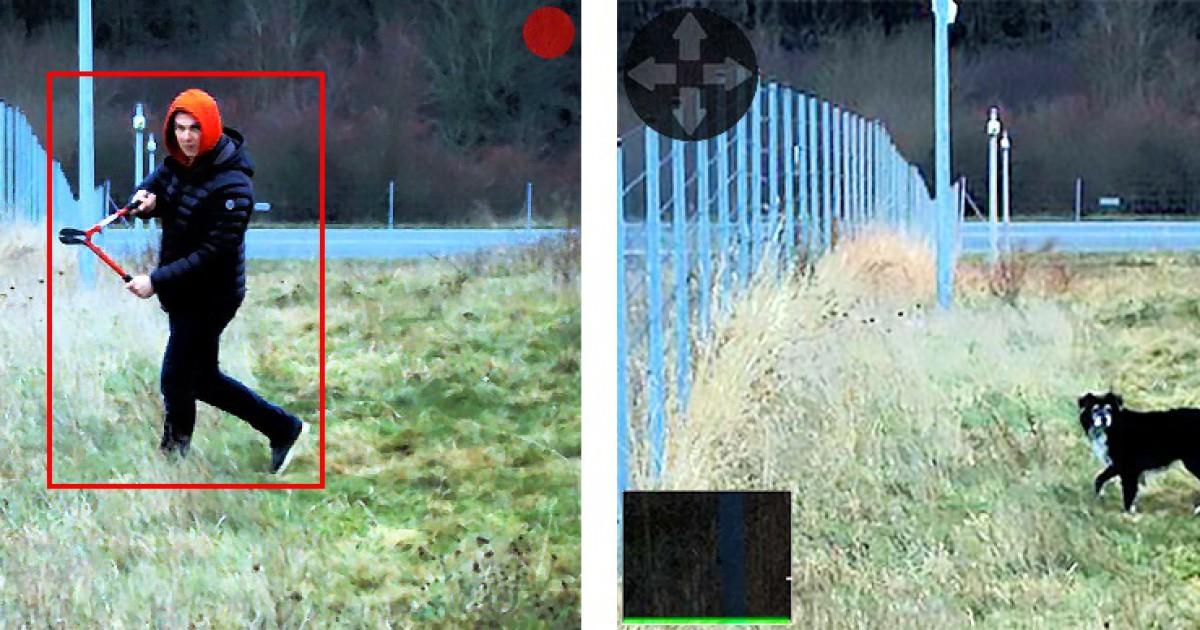 Intelligente 3D Bewegungserkennung