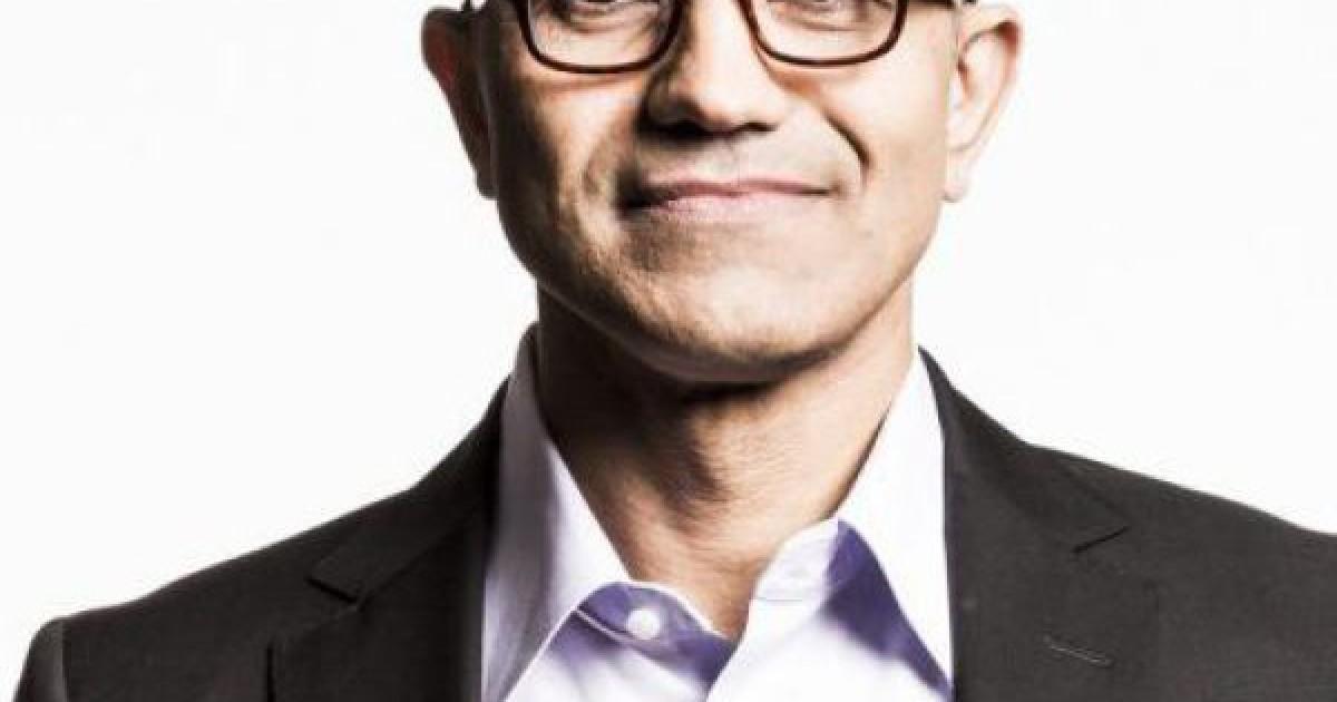 Microsoft Chef auf der DLD   Künstliche Intelligenz demokratisieren