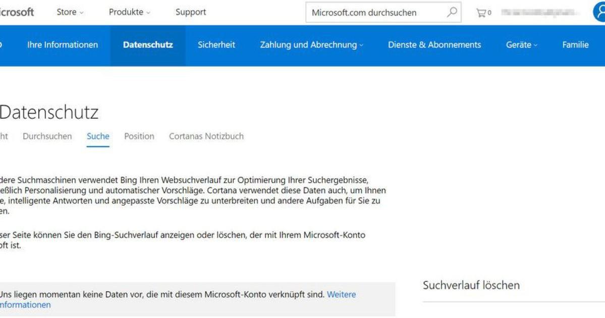 So sehen Sie die gesammelten Daten in Windows 10