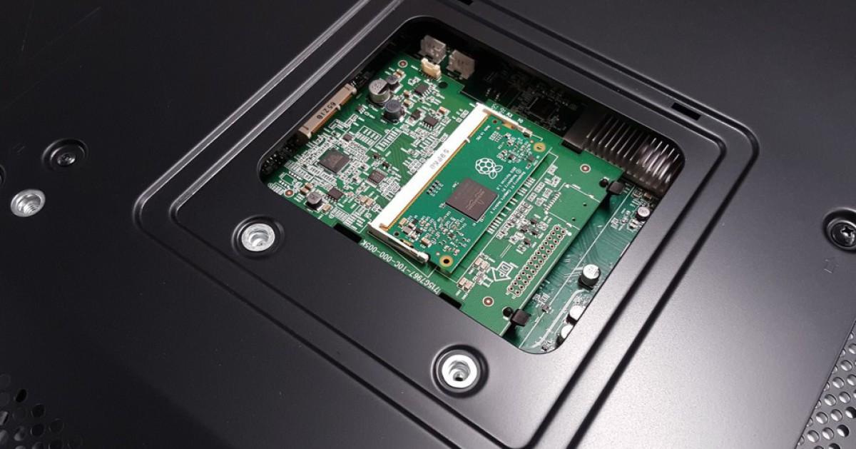 Raspberry Pi Compute Module 3 für IoT und Co
