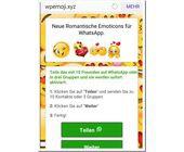 Abo-Fallen hinter Emoji-Paket füe WhatsApp getarnt