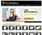 Onlineprinters begrüsst den 600'000. Kunden