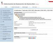 Staatsarchiv macht historische Kirchenbücher online zugänglich