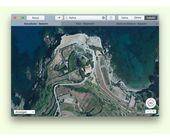 Urlaubsorte am Mac erkunden