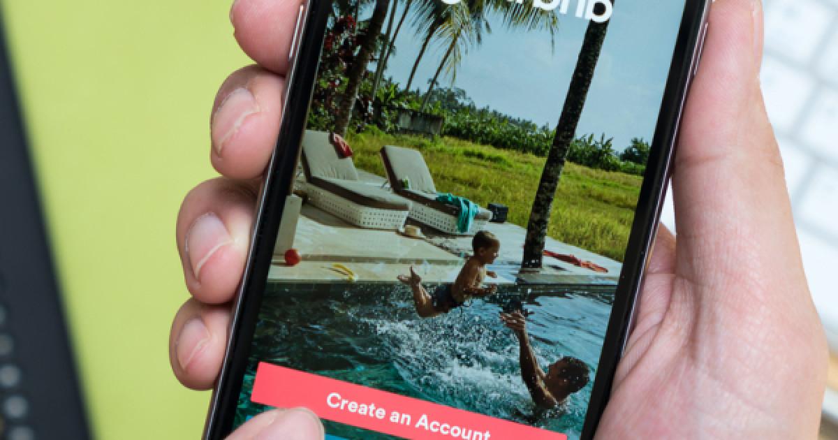 airbnb sammelt eine milliarde us dollar ein. Black Bedroom Furniture Sets. Home Design Ideas