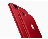 Das iPhone 7 in Rot