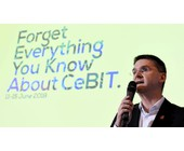 CeBIT-Chef Oliver Frese