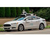Uber stoppt Tests selbstfahrender Autos nach Unfall