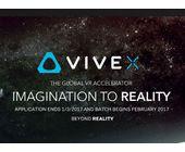 HTC VR-Inkubator Vive X fördert mehr als 30 Start-ups