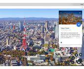 Neues Google Earth nun auch als Web-App im Browser