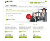green.ch baut das Telefoniegeschäft aus