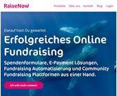 PostFinance beteiligt sich an Schweizer RaiseNow