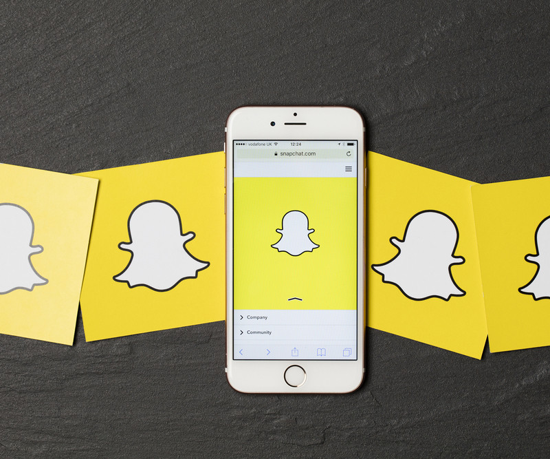 Desaströse erste Quartalszahlen für Snapchat-Firma