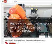 Wenn Industrieroboter Amok laufen