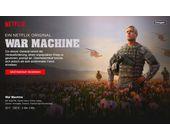 Gemischte Kritiken für Netflix-Film 'War Machine' mit Brad Pitt