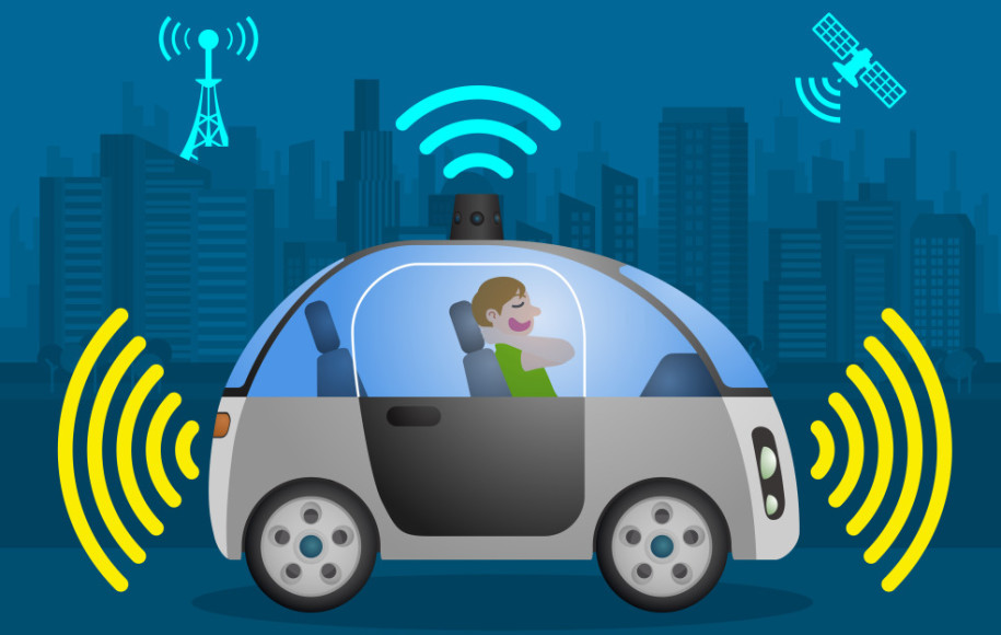 Auto-Position zentimetergenau ermitteln: Bosch und TomTom setzen auf Radar