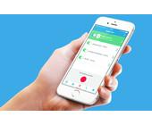 Biwapp-App am Smartphone