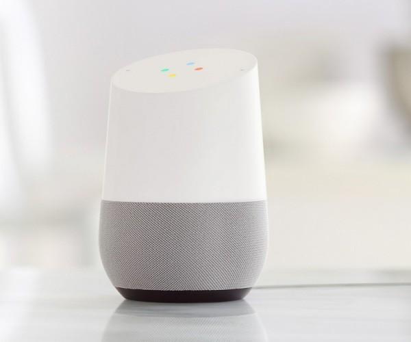 google home der smarte lautsprecher im test. Black Bedroom Furniture Sets. Home Design Ideas