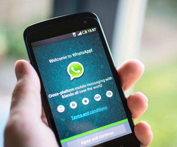 Was das neue Häkchen bei Whatsapp bedeutet