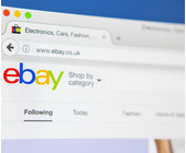 Website von eBay