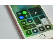 Controll Center iOS 11