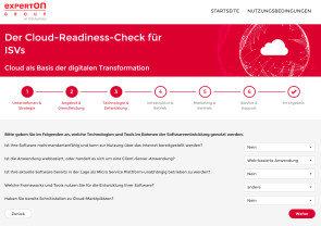 Cloud-Readyness-Checks Experten Gruppe