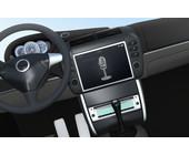 Digitaler Sprachassistent im Auto