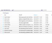 Bluewin Mail mit massivem Spam-Problem