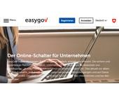 Online-Schalter EasyGov.swiss für Unternehmen gestartet