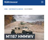 Humvee-Hersteller verklagt Anbieter des Videospiels 'Call of Duty'