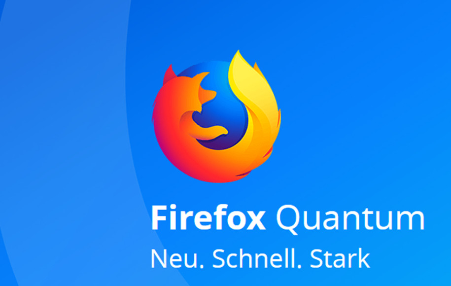 Firefox Quantum: Turbo-Browser als Firefox 57.0 fertig zum Download