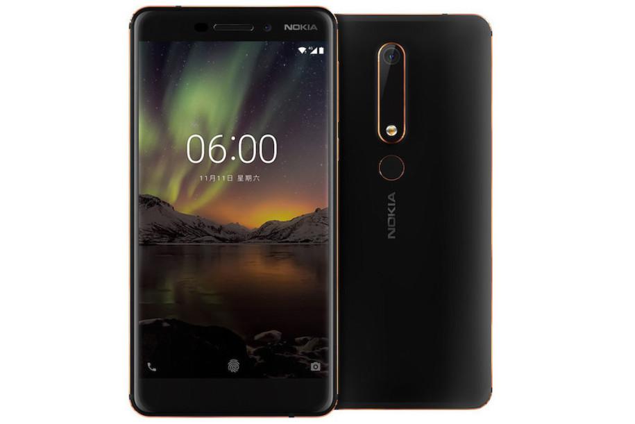 Neues Nokia 6 mit schnellerem Prozessor und mehr Speicher