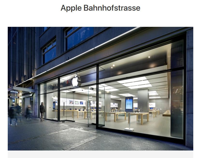apple store z rich wegen berhitztem akku evakuiert. Black Bedroom Furniture Sets. Home Design Ideas
