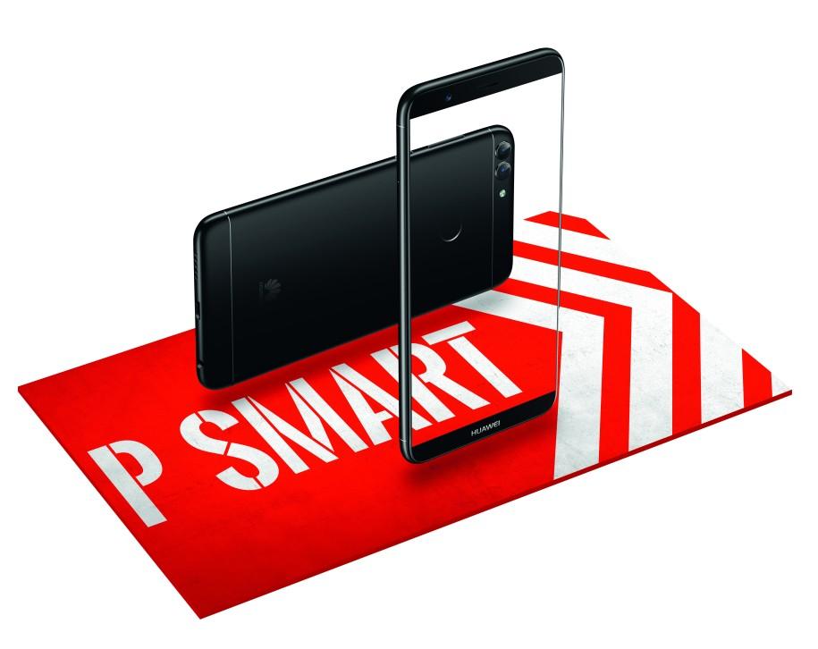 Huawei P smart mit Dualkamera: Specs und Preise