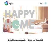 UPC verdoppelt Internetspeed und startet neue Markenpositionierung