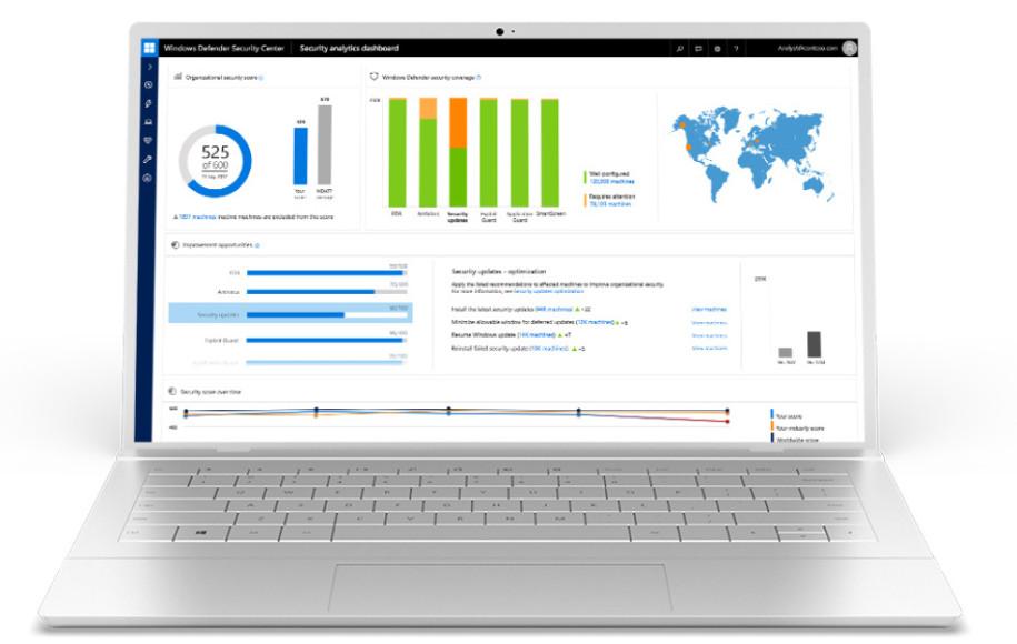 Microsoft verpasst Windows 7 und 8.1 Windows Defender ATP