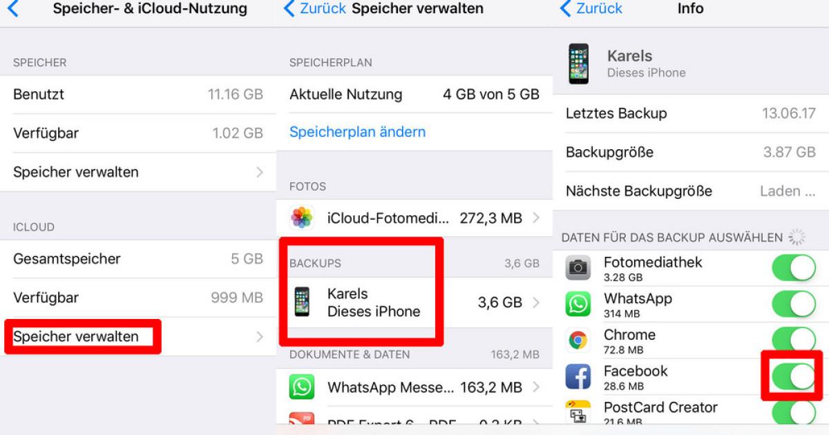 Icloud Speicher Kaufen Iphone